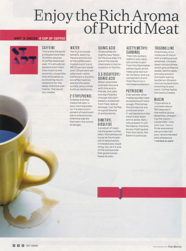 Critical Section - inside coffee (Wired 10/09)