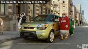 Kia: A new way to roll