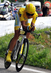 TDF 09 stage 18 - Contador wins ITT to confirm dominance over tour