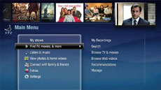 new Tivo user interface