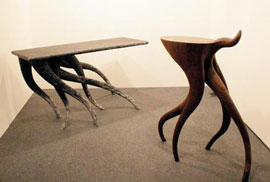 tables with tentacles