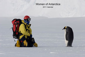 Women of Antarctica 2010 calendar