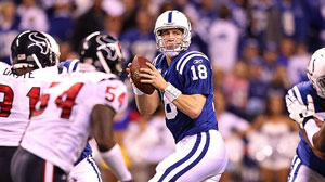 Peyton Manning leads the Colts past the Texans