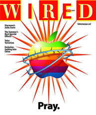 Wired in 1997: how to save Apple