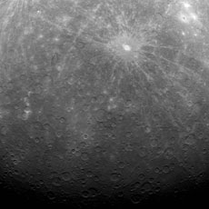Mercury from Messinger