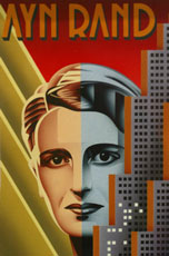 Ayn Rand: from fiction to fact in 52 years