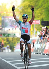 Gilbert wins Amsel Gold