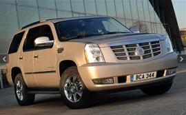 Cadillac Escalade - one of the ten ugliest cars