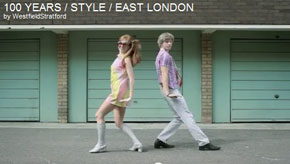 100 years of East London fashion, in 100 seconds