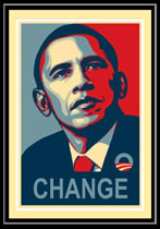 Obama: Change (please?)