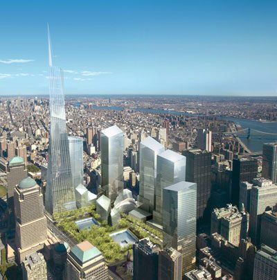 World Trade Center site - Freedom Tower