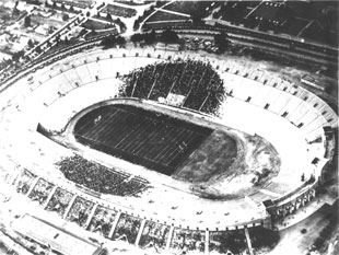 Coliseum 1923 USC vs Pomona
