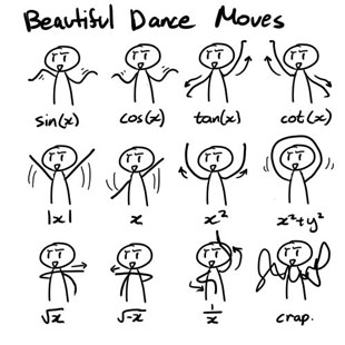 dance moves!