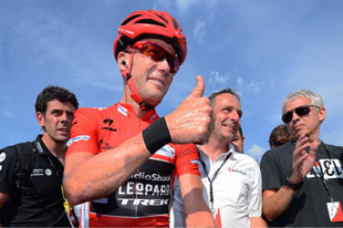 Chris Horner joins Lampre
