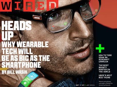 wearable future - bigger than the smartphone
