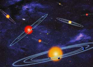 Kepler discoveres new planets