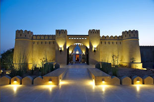 Mihir Garh, the world's most extraordinary hotel