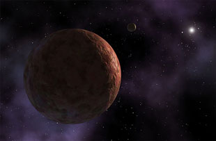 Sedna and Pluto and X