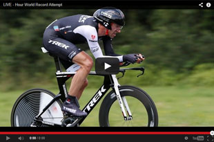 Jens Voigt hour record attempt