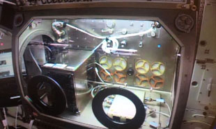 the Made in Space printer ... now at the ISS