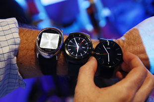 CES wrapup: smartwatches everywhere