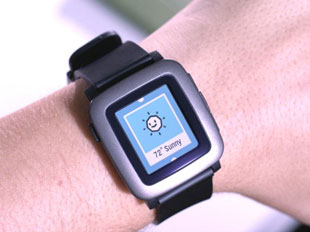 the Pebble Time