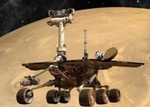 Opportunity Rover - day 4,000!