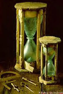 ancient hourglasses