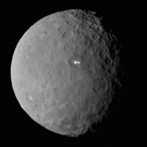 Ceres ... colony?