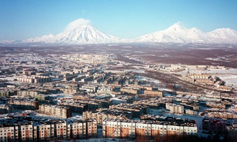 Petropavlovsk, Kamchatka - the world's most remote city?