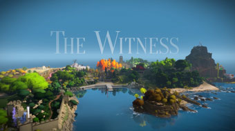 The Witness - a new Myst-like game