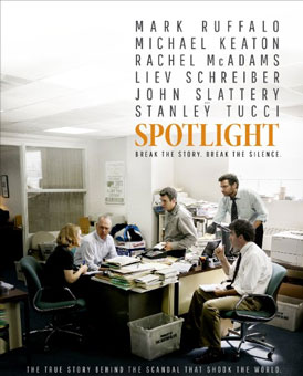 Spotlight - the movie