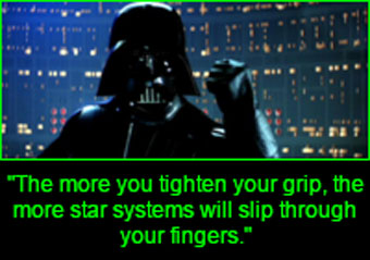 Darth Vader on open systems