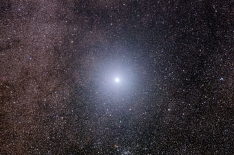 Alpha Centauri - target for Yuri Milner's probe