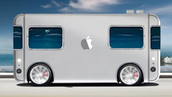 Apple minivan!