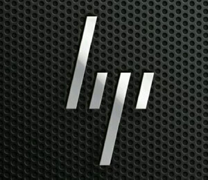 HP's new logo