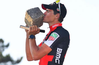 Greg Van Avermaet wins Paris Roubaix