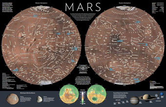 National Geographic: colonizing Mars